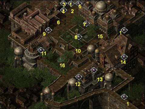Baldur S Gate 2 Online Walkthrough The Government District