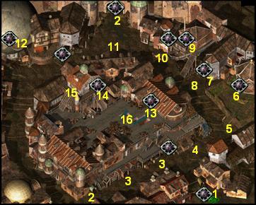 Baldur S Gate 2 Online Walkthrough The Slums Sorcerer S