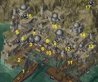 Baldur S Gate 2 Online Walkthrough Brynnlaw Sorcerer S Place