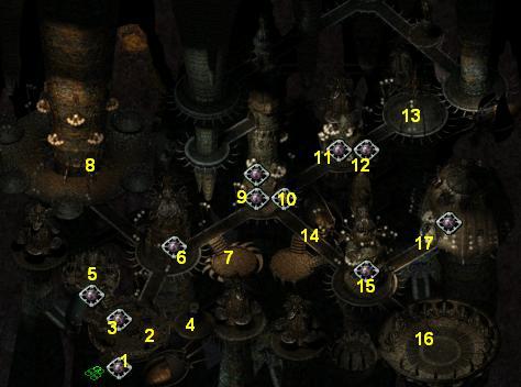 Baldur's Gate 2 Online Walkthrough - Ust Natha - Sorcerer's