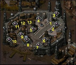 bg2 how to get to throne of bhaal