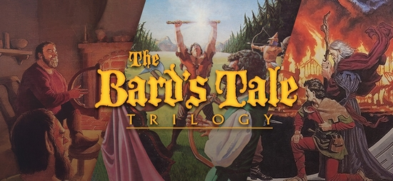 The Bard's Tale Trilogy Remastered logo