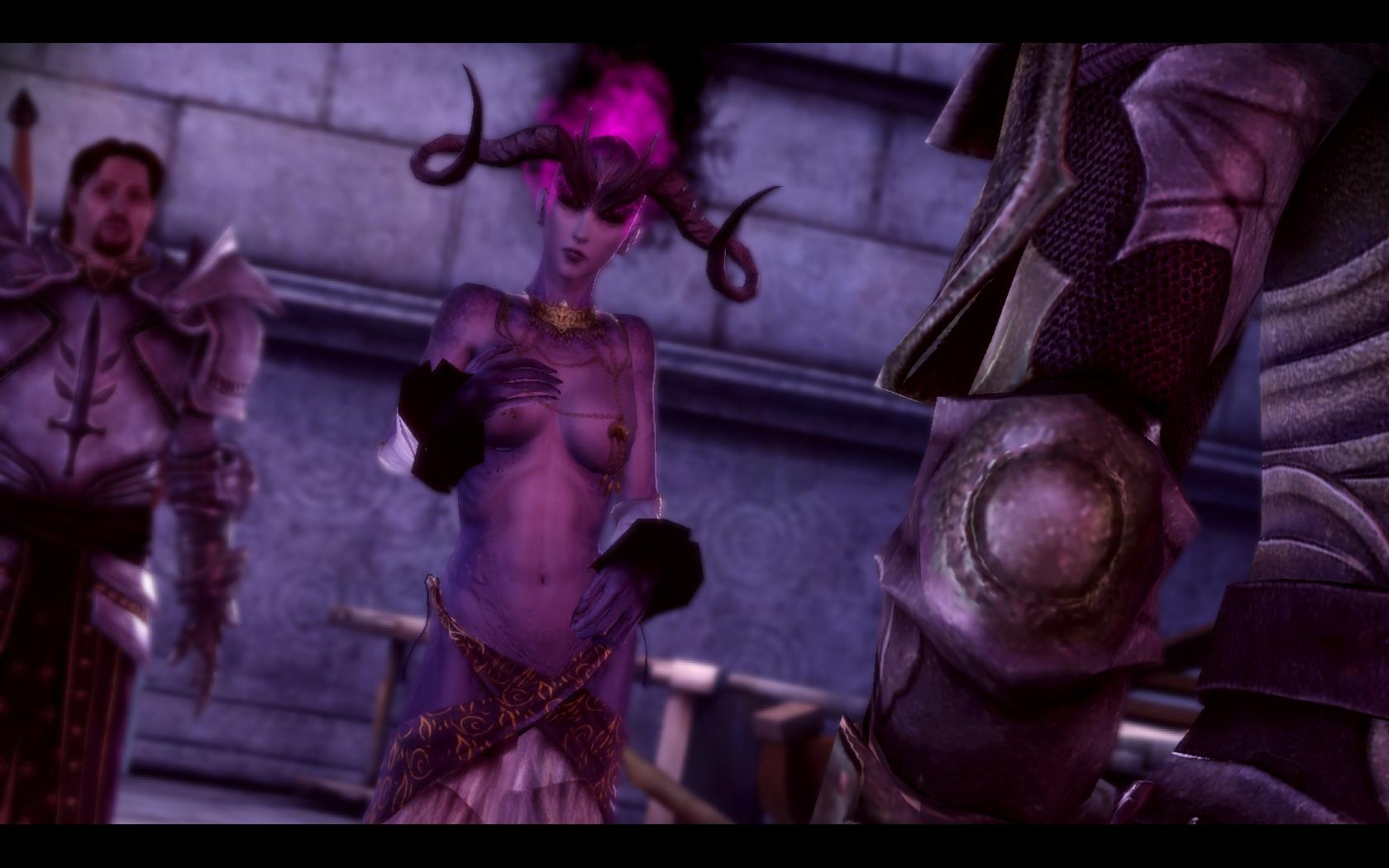 Dragon age origins desire demon pleasure mod porncraft scenes