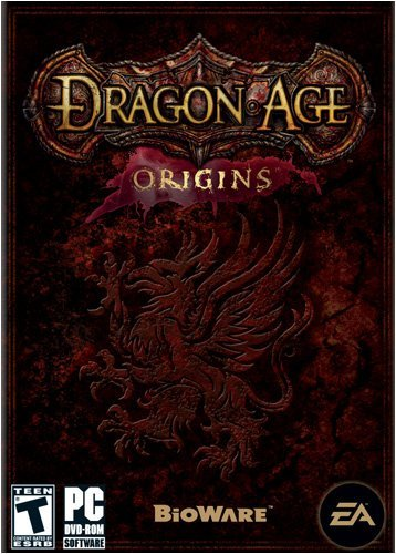 Wondering what the cover of the box that Dragon Age is going to ship in will