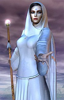 Lady Elanna, Ne... Good Sorceress