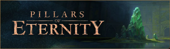 Pillars of Eternity logo