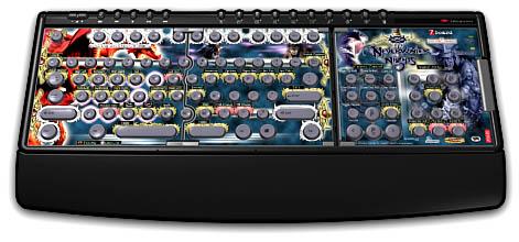Кейсет для zboard battlefield 2142 keyset