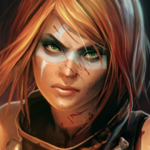 Tyris Flare portrait - cropped & color-adjusted from original: http://www.gamershell.com/static/screenshots/1/13910/329296_full.jpg