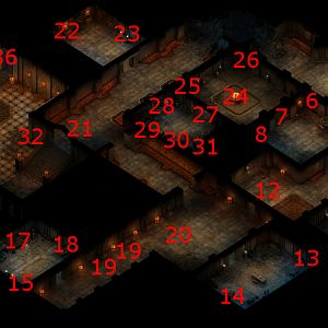 Foundry Map